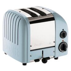 Dualit Classic Vario AWS 2 Slot Toaster Glacier Blue