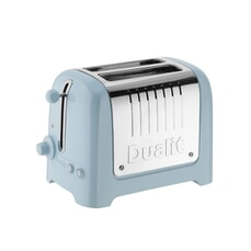 Dualit Lite 2 Slot Toaster Blue Sky