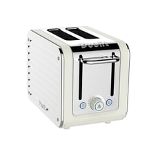 Dualit Architect 2 Slot Toaster Canvas With S/S Panel