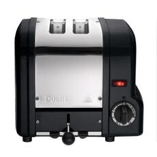 Dualit Origins 2 Slot Toaster Black