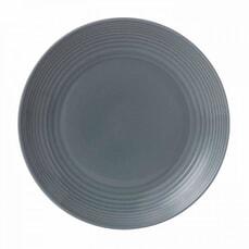 Royal Doulton Gordon Ramsay Maze Dark Grey 28cm Plate