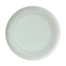 Royal Doulton Ellen DeGeneres Taupe Stripe Platter