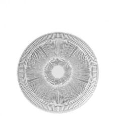 Royal Doulton Ellen DeGeneres Charcoal Grey Lines Side Plate