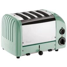Dualit Classic Vario AWS 4 Slot Toaster Mint Green