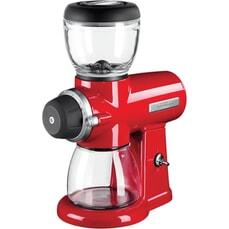 KitchenAid Artisan Coffee Burr Grinder Empire Red