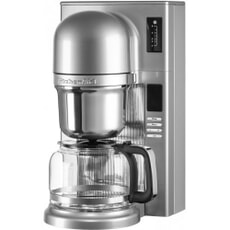 KitchenAid Pour Over Coffee Brewer Contour Silver