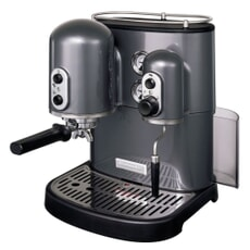 KitchenAid Artisan Espresso Machine Medallion Silver