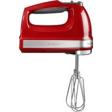 KitchenAid Hand Mixer Empire Red