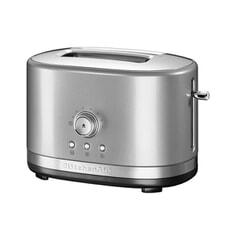 KitchenAid Manual Control 2 Slot Toaster Contour Silver