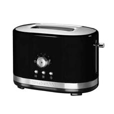 KitchenAid Manual Control 2 Slot Toaster Onyx Black