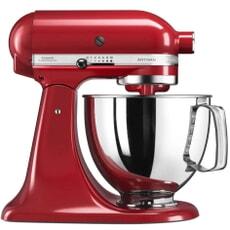 KitchenAid Artisan Mixer 4.8L Empire Red (5KSM125BER)