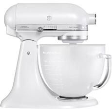 KitchenAid 4.8L Artisan Mixer Frosted Pearl 5KSM156BFP
