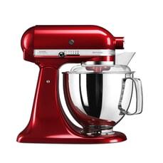 KitchenAid Artisan Mixer 4.8L Candy Apple (5KSM175PSBCA)