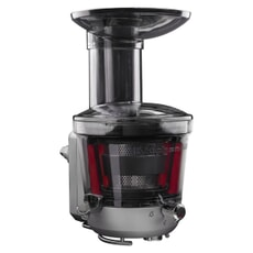 Maximum Extraction Slow Juicer And Sauce Attachment 5ksm1ja : Buy KitchenAid Mixer Attachments from KitchenAid online at ...