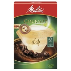 Melitta Filter Bags 1 x 4 Gourmet Aroma Zones Pack of 80