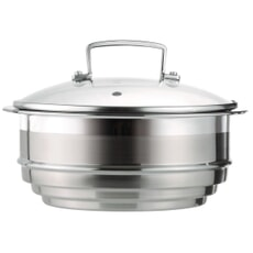 Le Creuset 3 Ply Stainless Steel Multi Steamer
