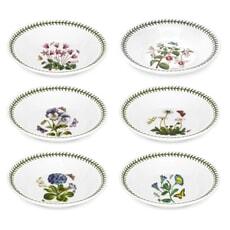 Portmeirion Botanic Garden - Soup Plate Set Of 6