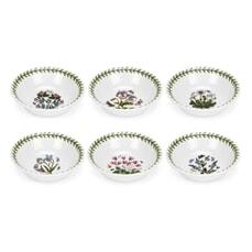 Portmeirion Botanic Garden - Mini Bowls Set Of 6