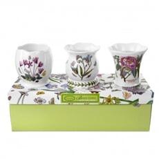 Portmeirion Botanic Garden - Mini Votives Set Of 3