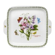 Portmeirion Botanic Garden - 11inch Square Handled Dish