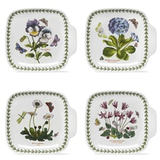 Portmeirion Botanic Garden - Canape Dish Set Of 4