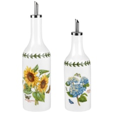Portmeirion Botanic Garden - Oil And Vinegar Drizzle Set