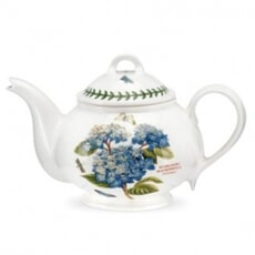 Portmeirion Botanic Garden - Teapot 2pt Hydrangea