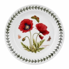 Portmeirion Botanic Garden - 6 Inch Salad Plate Poppy