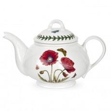 Portmeirion Botanic Garden - Teapot 1pt Poppy