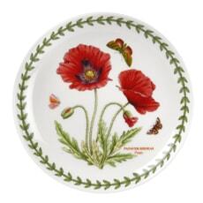 Portmeirion Botanic Garden - 6inch Coupe Plate Poppy