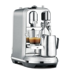 Sage By Heston The Creatista Nespresso Stainless Steel