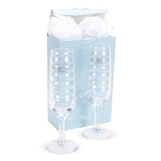 Portmeirion Sophie Conran - Champagne Glass Set Of 2