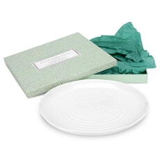 Portmeirion Sophie Conran - Round Platter White