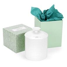 Portmeirion Sophie Conran - Storage Jar Small White