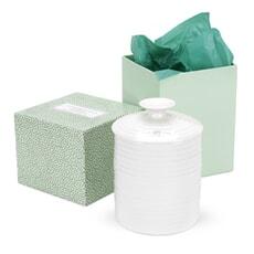 Portmeirion Sophie Conran - Storage Jar Medium White
