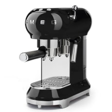 Smeg Espresso Coffee Machine Black