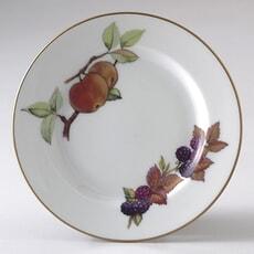Royal Worcester Evesham Gold Tea Plate 17cm