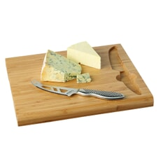 Global Cheese Knife With Board Set G-295/BD