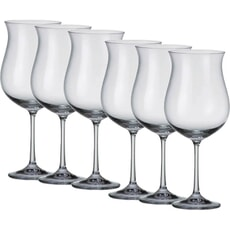 Bohemia Ellen Large Red Wine Glass Set Of 6