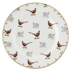 Spode Glen Lodge Dessert/Salad Plate Pheasant