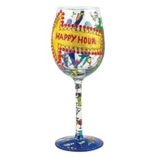 Lolita Wine Glass - Happy Hour