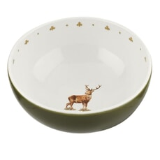 Spode Glen Lodge Small Bowl Stag 5.5 inch