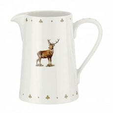 Spode Glen Lodge Jug 1.5pt Stag