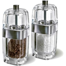 Cole and Mason Seville Oval Salt And Pepper Gift Set