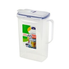 Lock and Lock Rectangular Fridge Door Jug 2ltr