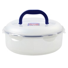 Lock and Lock Round 5.5L And Cake Tray