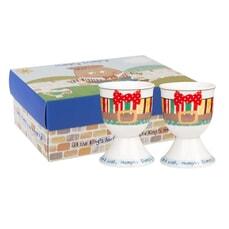 Churchill Little Rhymes - Humpty Dumpty Egg Cups Set Of 2