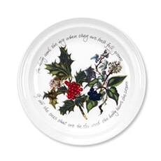 Portmeirion Holly and Ivy - Dinner Plate