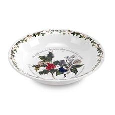 Portmeirion Holly and Ivy - 22cm  Bowl