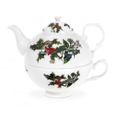 Portmeirion Holly and Ivy - Tea For One
